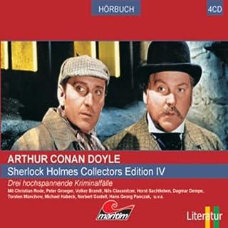 Sherlock Holmes Collectors Edition IV Titelbild