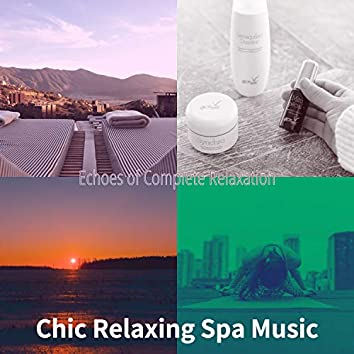 Echoes of Complete Relaxation