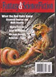 The Magazine of Fantasy & Science Fiction, March-April 2013