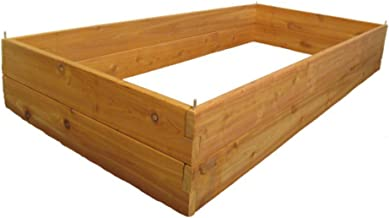 Best raised garden bed 3x6 Reviews