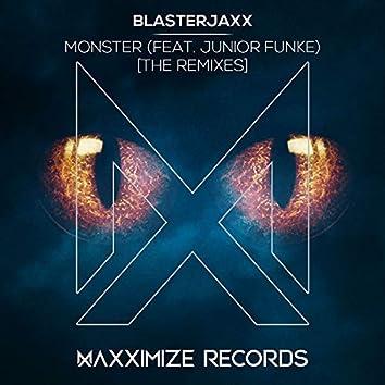 Monster (feat. Junior Funke) [The Remixes]