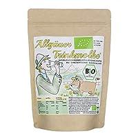 Bio Trinkmolke/Süßmolkepulver (400g / 750g / 1.5 kg) - aus ökologischer Landwirtschaft - Natürlich und ohne Zusätze