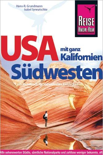 Preisvergleich Produktbild USA Südwesten mit ganz Kalifornien (Reiseführer)