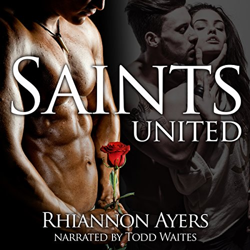 Saints United audiobook cover art