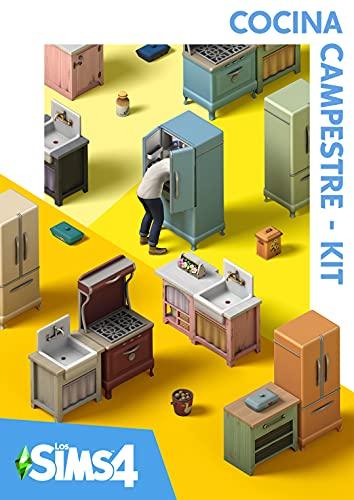Los Sims 4 Cocina Campestre-Kit (KIT 02) | Código Origin para PC