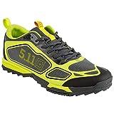 5.11 Tactical ABR zapatos de entrenamiento ligeros, Ortholite Sockliner, puntera reforzada, Gecko, 6.5, regular, estilo 16004