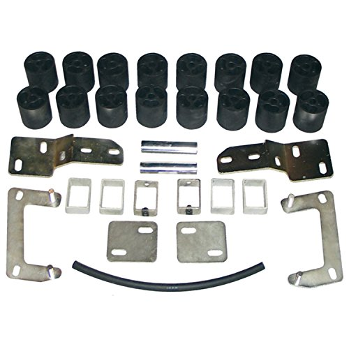 Performance Accessories, Ford Ranger/Mazda B Including Edge (Manual Trans Req 3700) 3' Body Lift Kit, fits 2001 to 2011, PA70033, Made in America