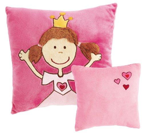 Sigikid 40623 - Kissen, Pinky Queeny