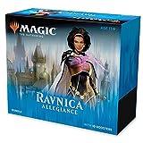 Magic: The Gathering Ravnica Allegiance Bundle (Incluye 10 Paquetes de Refuerzos)