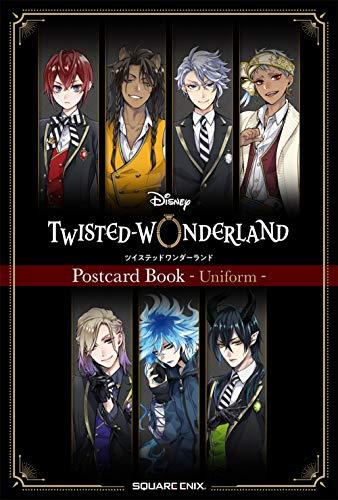 『ディズニー ツイステッドワンダーランド』ポストカードブック - Uniform - (0)