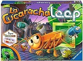 Ravensburger gry 21161 Cucaracha Loop Gra Planszowa Dla Dzieci (21161)