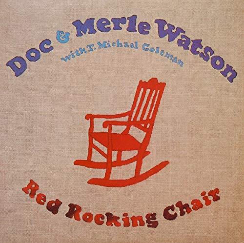 DOC & MERLE WATSON - red rocking chair FLYING FISH 252 (LP vinyl record)