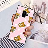 Animals Bear Rilakkuma Phone Case Compatible with Galaxy S9 5.8in