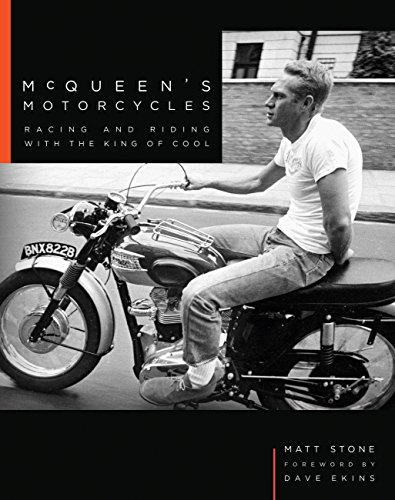 McQueen's Motorcycles: Racing and Riding with the King of Cool (English Edition)