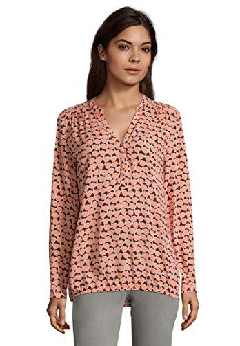 Cartoon Damen 8562/7094 Bluse, Rosa (Brown/Pink 7841), (Herstellergröße: 40)
