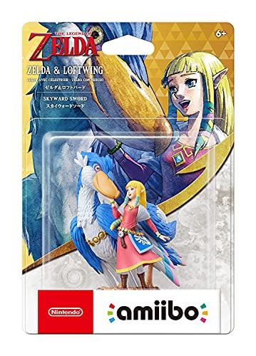 Nintendo amiibo Zelda & Loftwing - The Legend of Zelda: Skyward Sword HD
