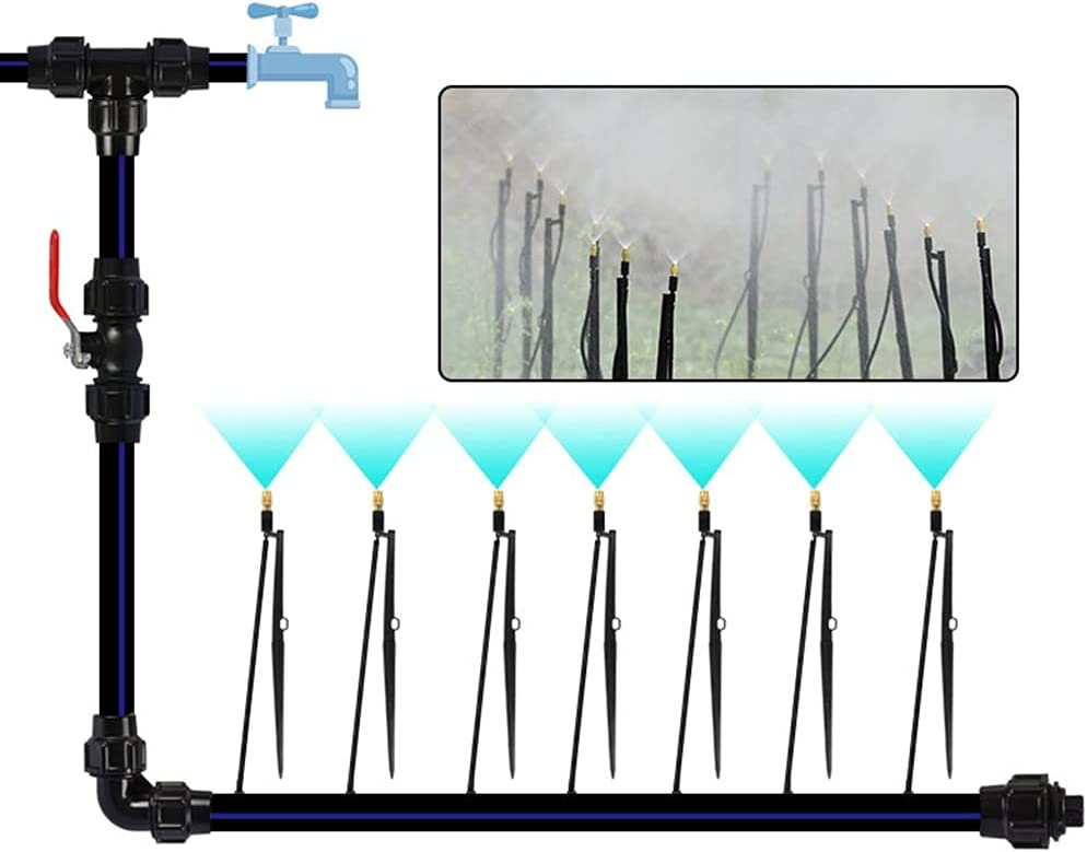 BBGS Drip Irrigation Kit Garden Miami Mall 5 popular with A System Plant