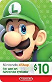 This item can be redeemed on eShop only. This item cannot be redeemed on the Wii Shop. The perfect gift for anyone who loves to play—including you. Choose from over 1,000 new, classic and indie games – delivered directly to your Nintendo Switch, Wii ...