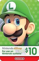 cheap $ 10 Nintendo eShop Gift Card [Digital Code]