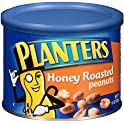 6-Pack Planters Honey Roasted Peanuts, 10 oz Can
