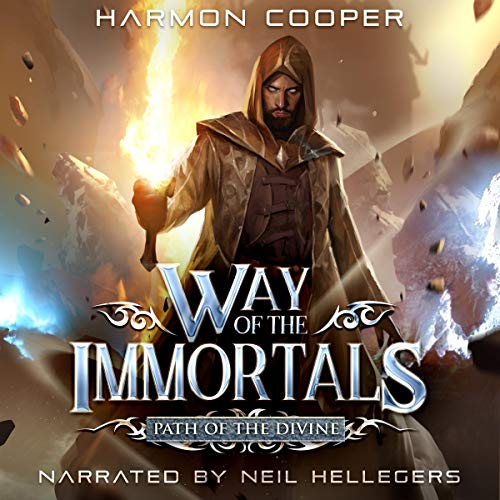 Page de couverture de Way of the Immortals: Path of the Divine