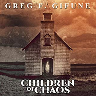 Children of Chaos audiobook cover art