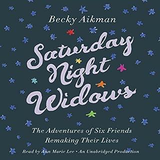 Saturday Night Widows audiobook cover art