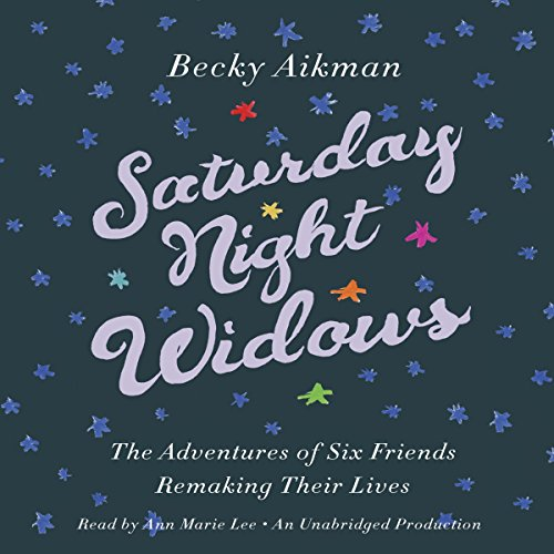 Saturday Night Widows audiobook cover art