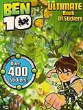 Ben10 Ultimate Book of Stickers: Ben 10