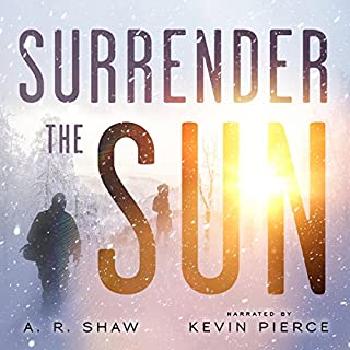 Surrender the Sun audiobook cover art