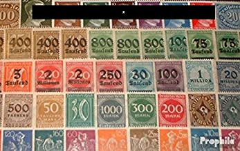 german inflation stamps