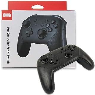 GAME Maple Controlador de un Solo Jugador, Juego inalámbrico Bluetooth Controlador inalámbrico con función de vibración de Captura de Pantalla, Juego inalámbrico Controlador de Doble Motor