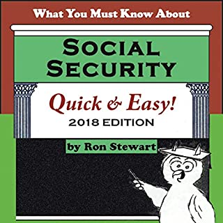 What You Must Know About Social Security Quick & Easy audiobook cover art