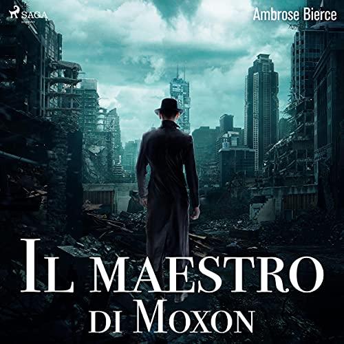 Il maestro di Moxon copertina