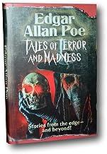 Rare - New Edgar Allan Poe Tales of Terror Madness Usher Tell-Tale Heart Hardcover
