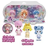 Glimmies–Bambole con Luce, Multicolore (Giochi Preziosi glp02000)