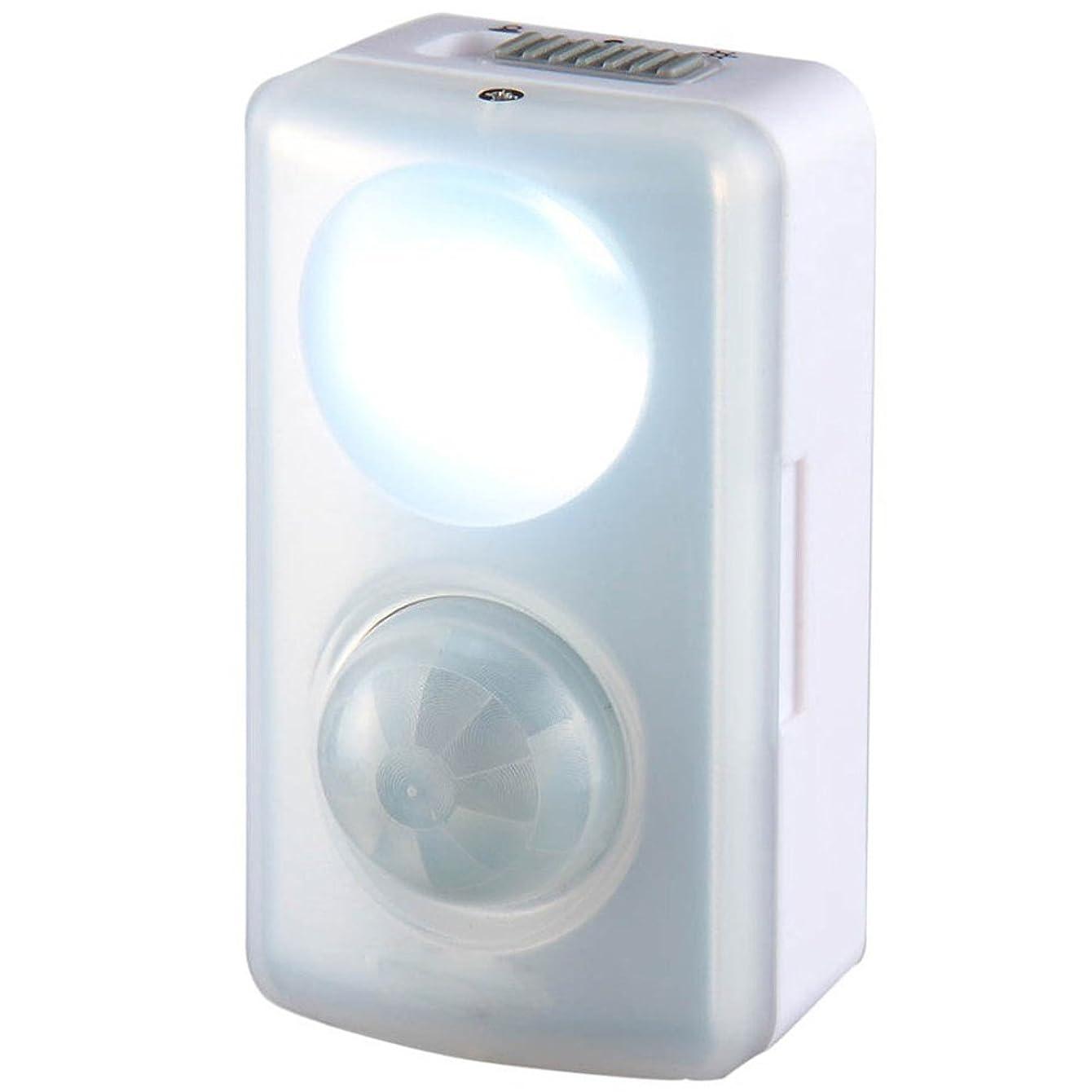 縮約最小化する飲料小次郎 LED 照明 ライト 人感 センサー 長寿命 乾電池式 室内 モーション センサー 震災 クローゼット 夜間 自動 点灯 おしゃれ KOZILIGHT
