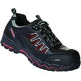Runnex zapatos de seguridad S3' 5320 pulgada Light Star extra ligero, colour negro, Negro, 5320