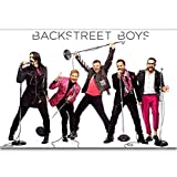 MKAN Leinwand Malerei Wandkunst Bild, Backstreet Boys Pop