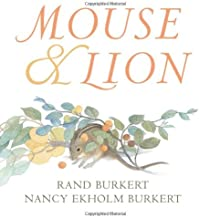 the mouse and the lion story in english