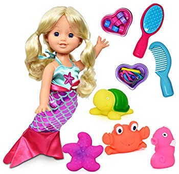 Best swimming mermaid doll pool toy Reviews