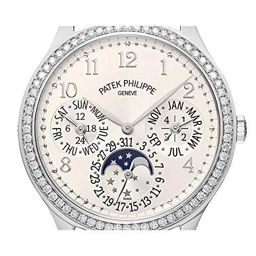 Patek Philippe Grand Complication Cream Dial 18k White Gold Watch 7140G-001