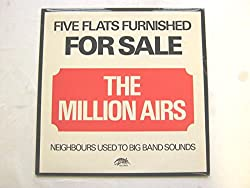 Million Airs Five Flats Furnished LP Buk BULP2013 NM/NM 1975