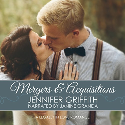 Mergers & Acquisitions: A Lawyer Romance cover art