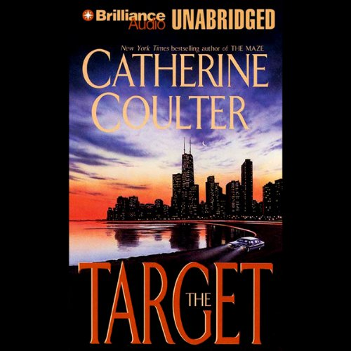 The Target: FBI Thriller #3 audiobook cover art
