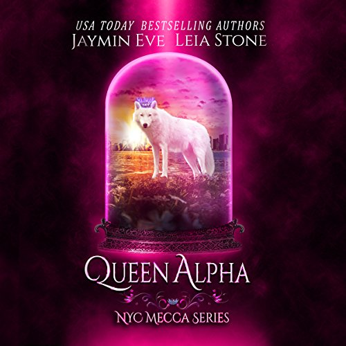 Queen Alpha audiobook cover art