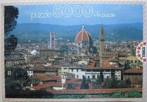 Puzzle 5000 piezas Educa/Florencia