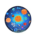 GLLP Rompecabezas de Rompecabezas de los niños del Universo del Espacio 150 Piezas niños y niñas Cerebro Juguetes 5-6-8 Años de Edad