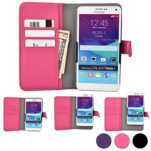 Cooper Slider [Slide-Out Phone Case] for Yota Yotaphone 2 | Wallet Pockets, Open Camera, Card Holder (Pink)