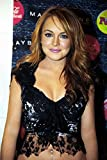 WonderClub Lindsay Lohan at Teen People What's Next Party NY 1/13/2004 Poster Janet Mayer Photo Print, (8.5